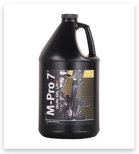 4 oz M-Pro 7 LPX Gun Oil, Bottle
