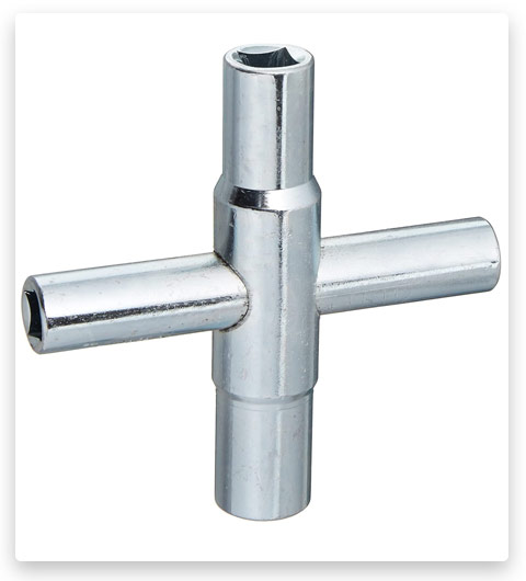 AquaPlumb C1105 4 Way Sillcock Key Wrench Card