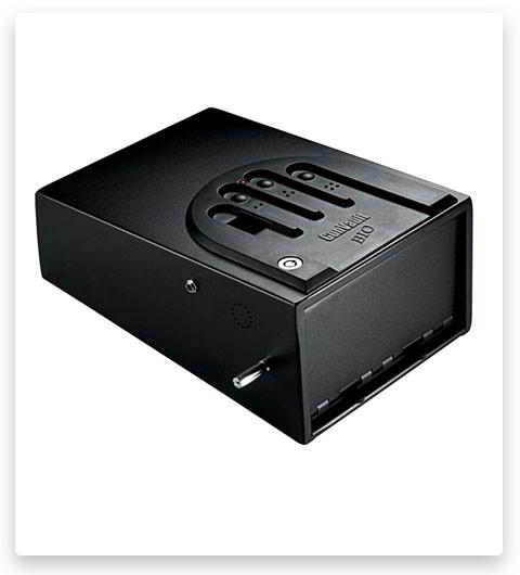 GunVault Bio MiniVault Biometric Pistol Safe GVB1000