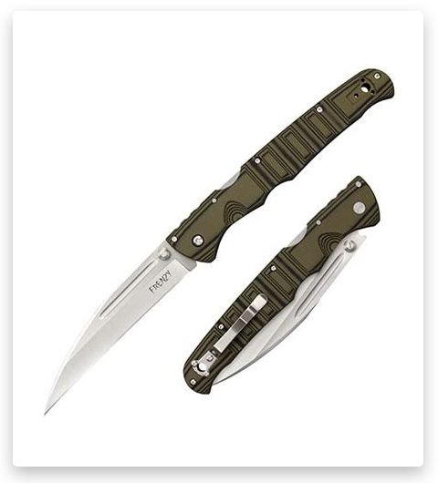 COLD STEEL FRENZY I FOLDING KNIFE