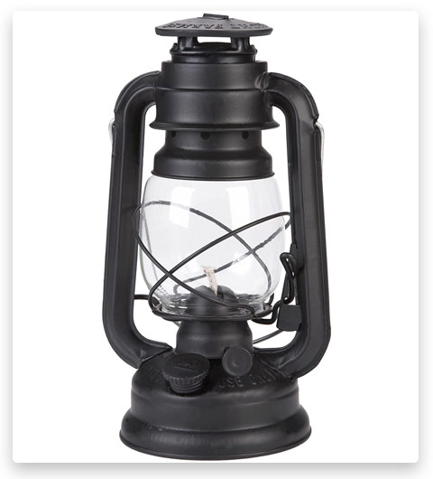 Lamplight 52664 Farmer's Lantern, Black, Original Version, Brown