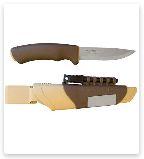 Morakniv Garberg Full Tang Fixed Blade Knife with Carbon Steel Blade