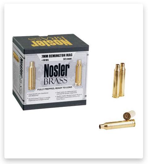 Nosler Custom Rifle Brass