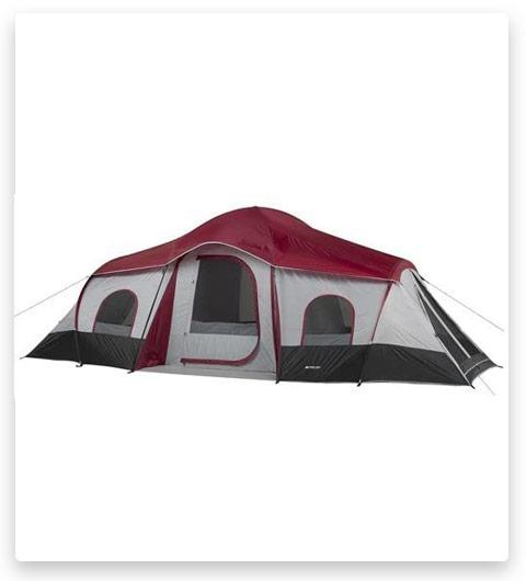 Ozark 10 People 3 Room Family Tent