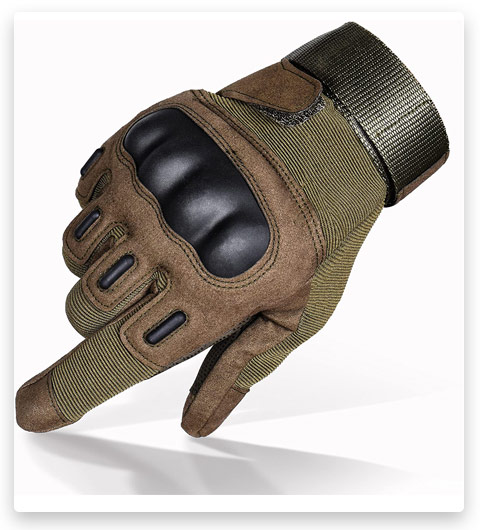 TitanOPS Tactical Motorcycle and Shooting Gloves