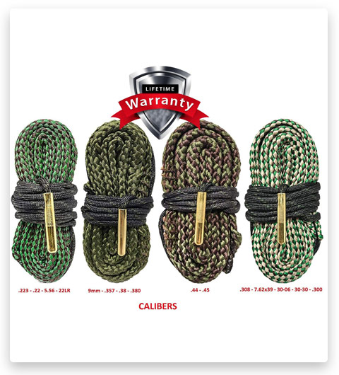Big Country Wholesale 4 Pack of Cobra Bore Snakes