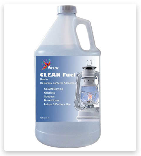 Firefly Clean Fuel Lamp Oil