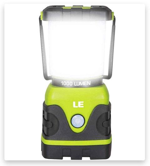 LE LED Camping Lantern, Battery Powered LED (1000LM)