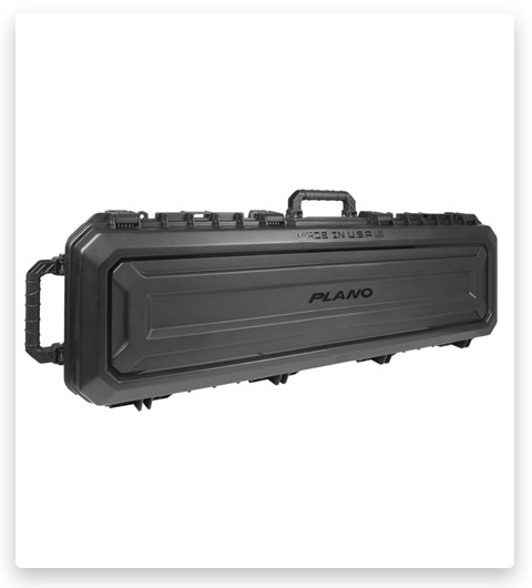 Plano Molding Double Scoped Rifle/Shotgun Case