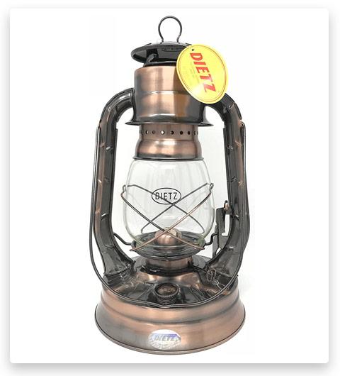 Dietz #8 Bronze Air Pilot Oil Burning Lantern