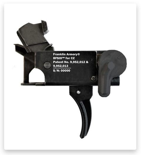Franklin Armory BFS-III CZ-C1 Trigger