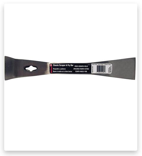 Red Devil 4050CL Classic Scrape & Pry bar Silver