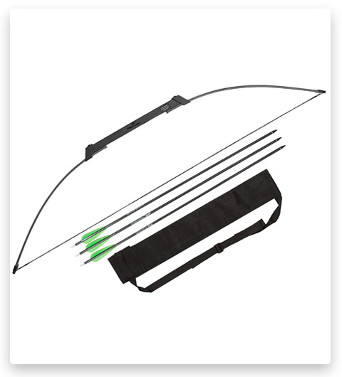 Spectre II Compact Take-Down Survival Bow and Arrow