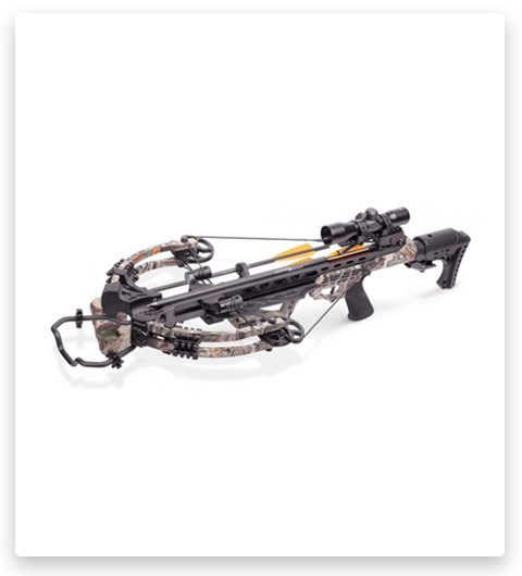 Crosman Amped 415 Crossbow AXCA200FCK Bow Type