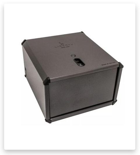 Liberty Safe HDX-350 Smart Vault Biometric Handgun Safe