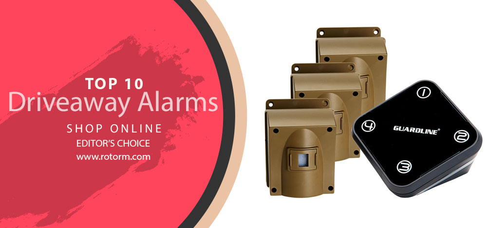 TOP-10 Driveaway Alarms | Editor's Choice