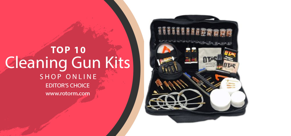 Best Gun Cleaning Kits | Editors Choice