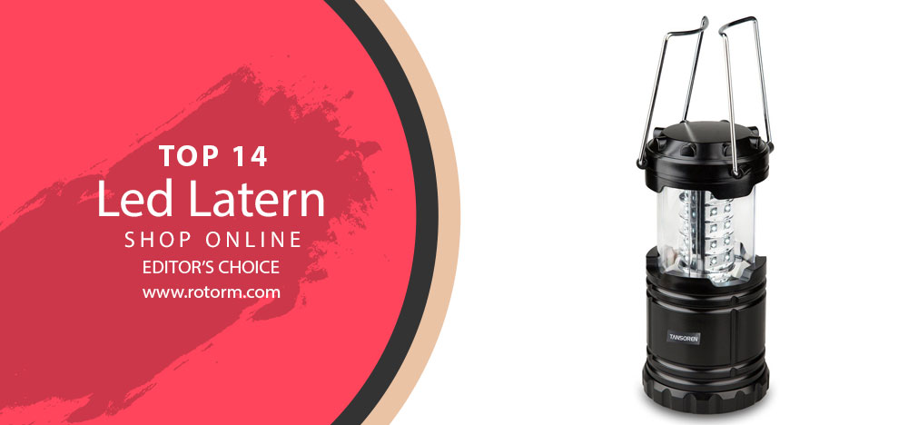TOP-14 Led Camping Latern | Best Survival Latern | editor's choice