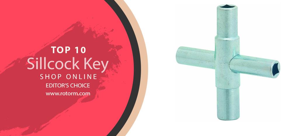 TOP-10 Sillcock Key | Editor's Choice