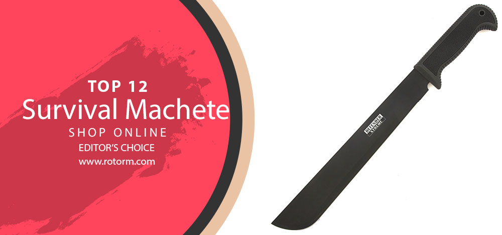 Best Survival Machetes - Editors Choice