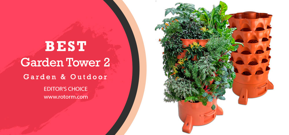 Garden Tower 2 Planting Guide