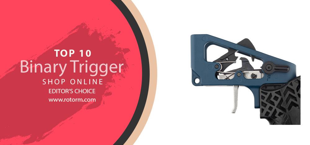 Best Binary Triggers | Top-10 Editor's Choice