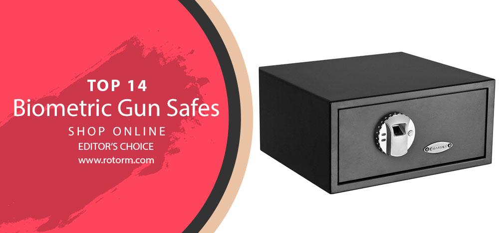 Best Biometric Gun Safes - Editors choice