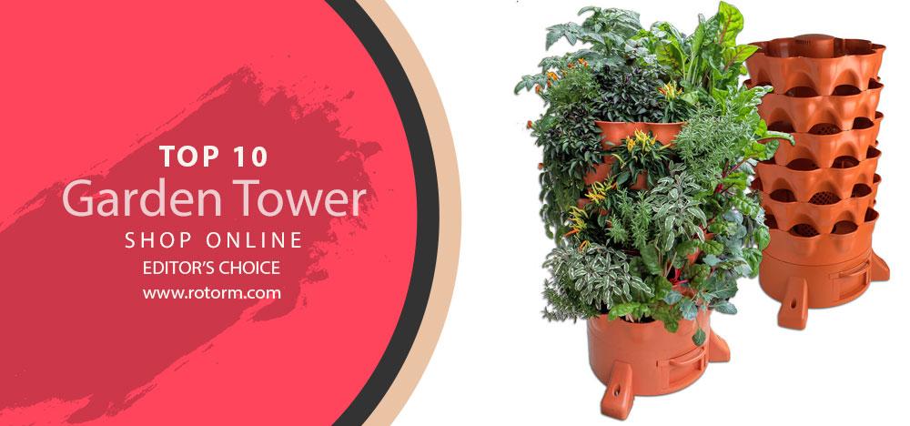 Best Hydroponic Gardening Tower | Vertical Garden Planter | Best Tower Garden - Editor's Choice