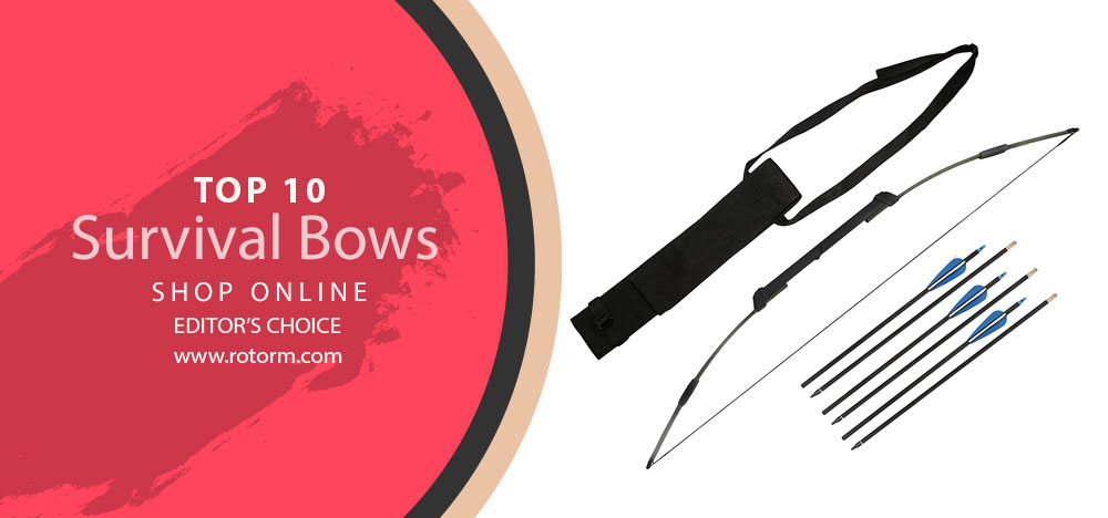 Best Survival Bow's | editor's Choice