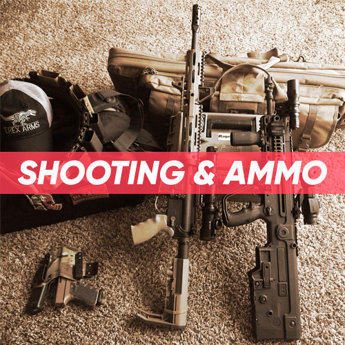 Shooting Equipment & Ammo
