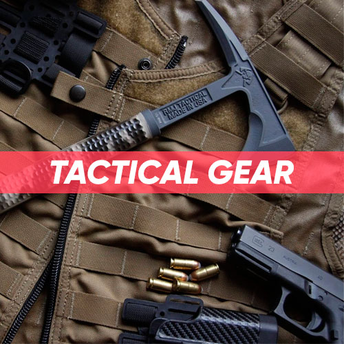 Tactical Gear & Equipment