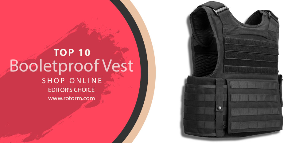 Best Booletproof Vest | Editor's Choice