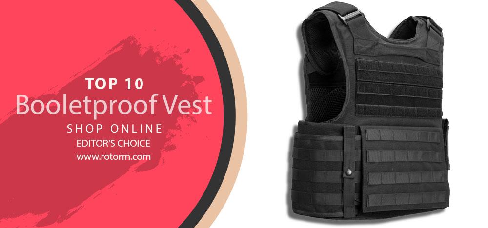 Best Booletproof Vest | Editor's Choice