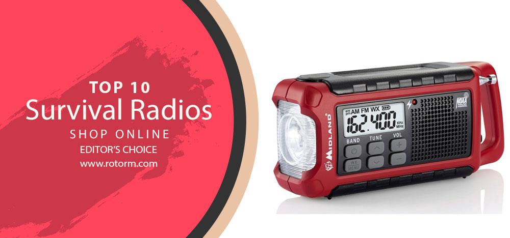 Best Survival Radios - Editor's Choice