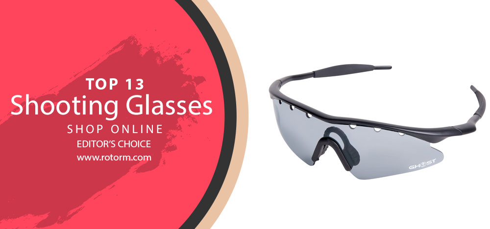 TOP-14 Shooting Glasses | Best Safety Glasses - editors choice