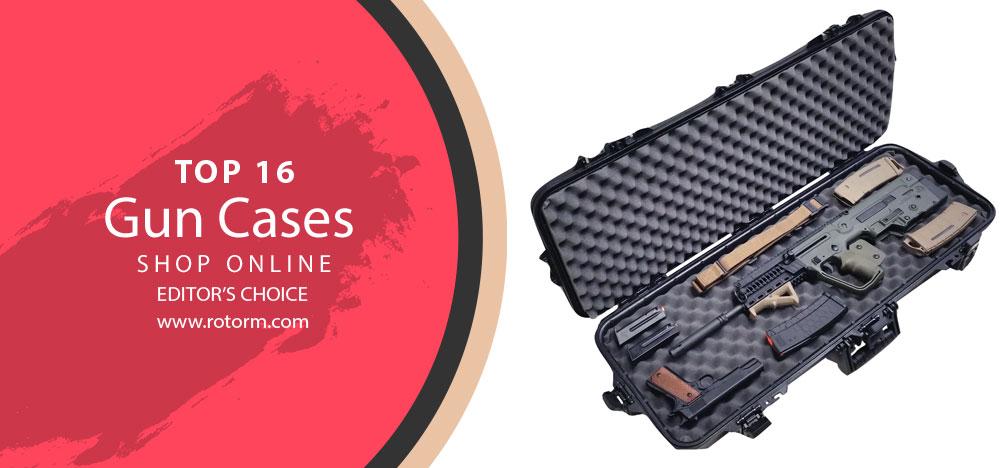 Best Gun Cases - Editor's Choice