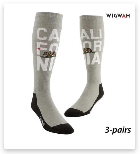 3 Pairs Wigwam Revolt Pro Socks