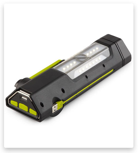Goal Zero Torch 250 Solar and Crank Powered Flashlight