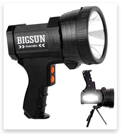 BIGSUN Rechargeable Spotlight
