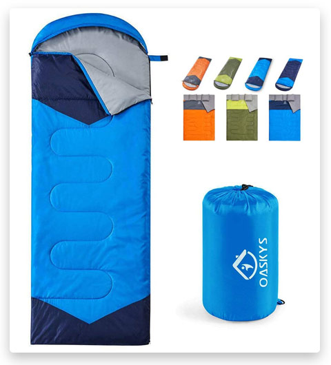 Best Sleeping Bag - Editor's Choice