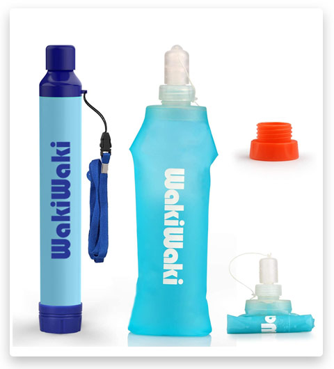 SimPure Water Filter Straw
