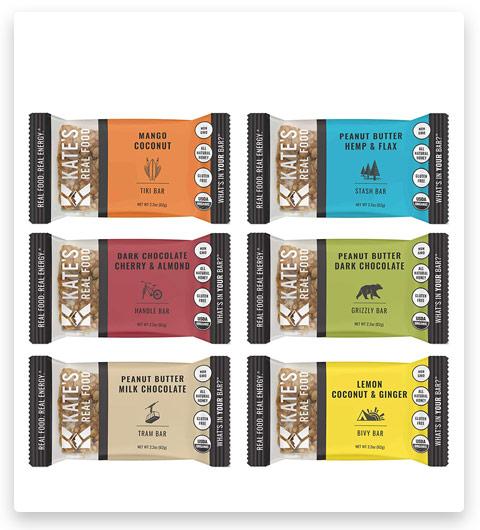 Kate's Real Food Granola Bars 12 Pack