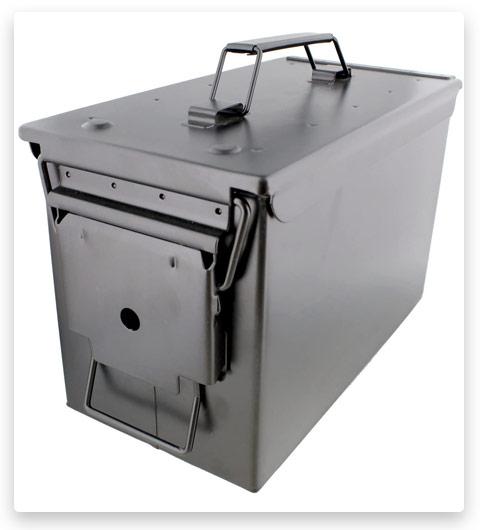 Redneck Convent Black Waterproof Ammo Box