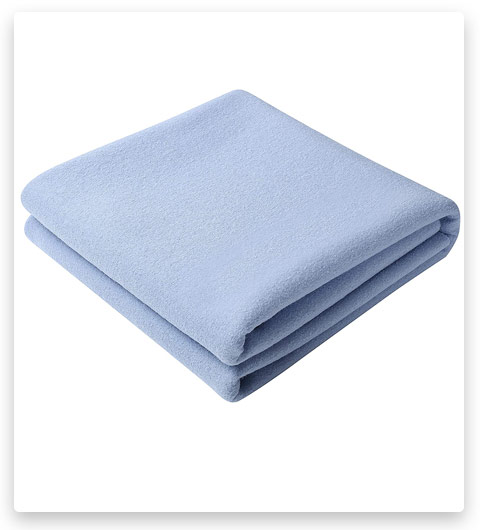 Putian Soft Blanket Thick Warm Throw for Winter