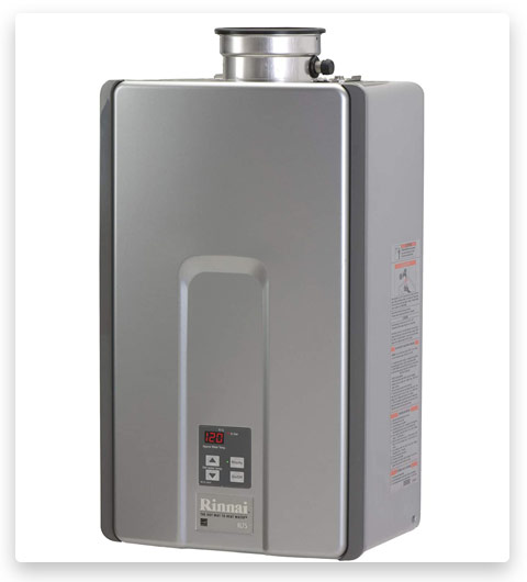Rinnai RL Series HE+ Tankless Hot Water Heater