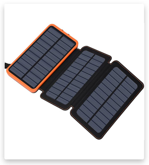 Best Solar Charger - Editor's Choice