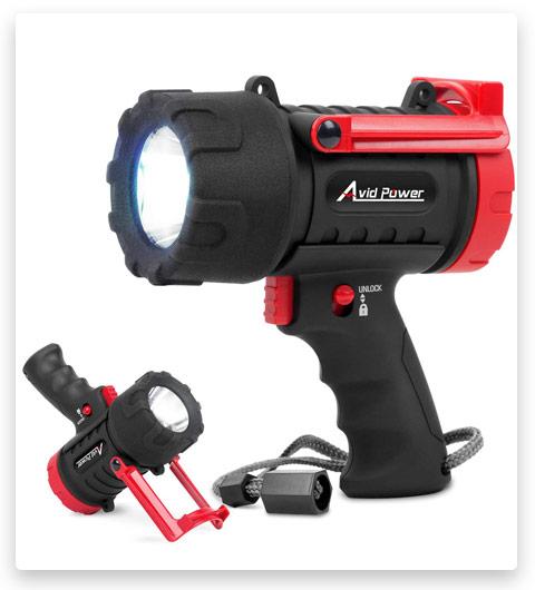 Avid Power Spotlight