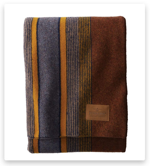 Pendleton Yakima Camp Blanket - Throw High Ridge One Size