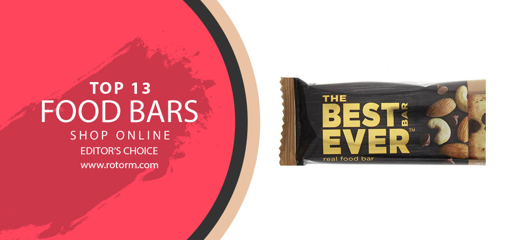Best Food Bars - Editor's Choice & Top Picks
