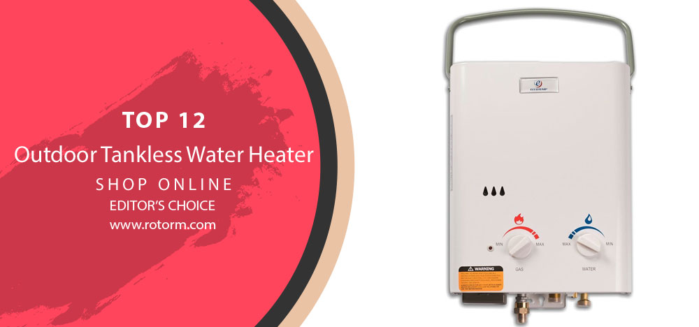 Best Outdoor Tankless Water Heater - Editor's Choice
